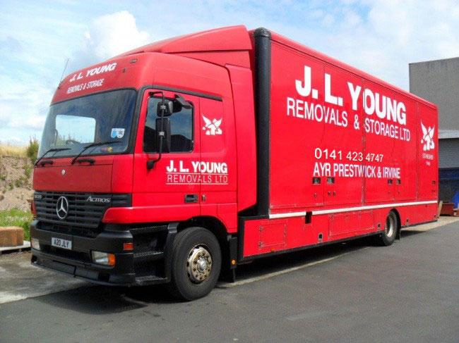 J.L.Young Domestic Removals